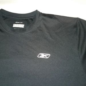 Large Reebok workout shirt.
